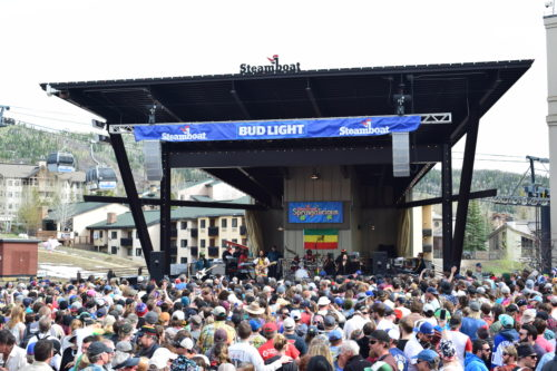 The Wailers in Steamboat