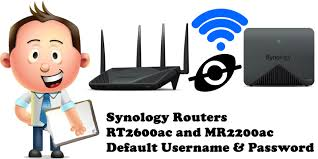router password