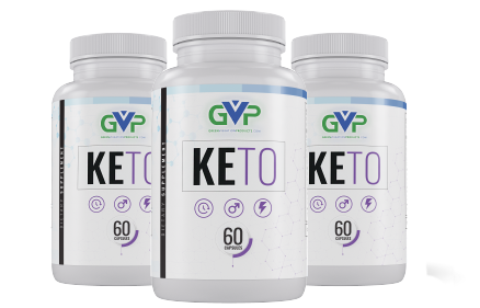 Green Vibration Keto bottle